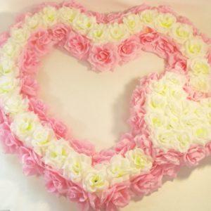 свадеб_сердце_розы