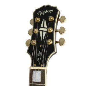 Прокат гитары Epiphone Les Paul Custom Pro Ebony