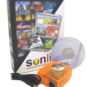 Аренда DMX контроллера SUNLITE SUITE2-BC, прокат DMX контроллера SUNLITE SUITE2-BC
