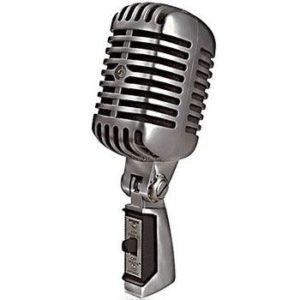 Аренда Ретро микрофона, прокат ретро микрофона