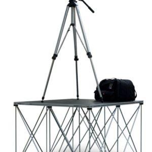 подиума Intellistage для оператора и камеры