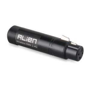 Прокат беспроводного передатчика ALIEN DMX 512 2.4G