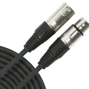 Прокат микрофонного кабеля с коннектором NEUTRIK XLR(M) - XLR(F) 5м