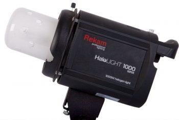Аренда постоянного света Rekam HaloLight-1000 Super KIT, прокат постоянного света Rekam HaloLight-1000 Super KIT