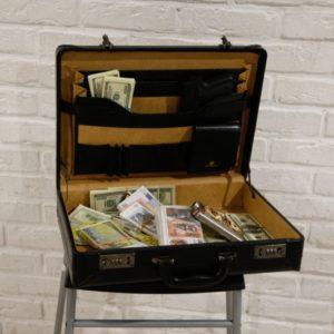 Прокат ретро чемодана
