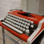 Прокат ретро печатной машинки