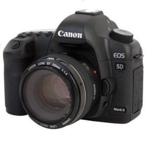Аренда фото видео камеры Canon EOS 5D Mark II Body, прокат фото видео камеры Canon EOS 5D Mark II Body