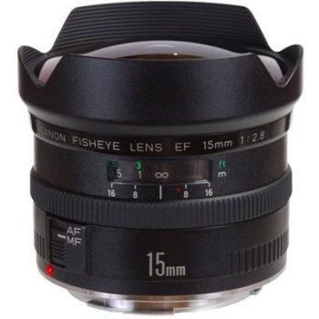 Аренда объектива Canon EF 15mm f/2.8 Fisheye, прокат объектива Canon EF 15mm f/2.8 Fisheye
