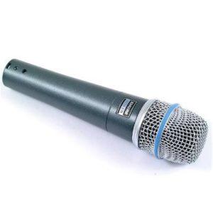 Аренда микрофона Shure Beta 57a