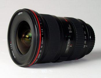 Аренда объектива Canon EF 16-35mm f/2.8L II USM, прокат объектива Canon EF 16-35mm f/2.8L II USM