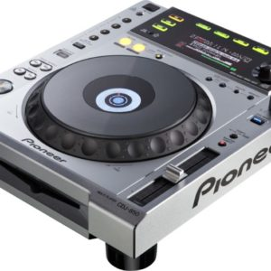 Прокат CD проигрывателя Pioneer CDJ 850