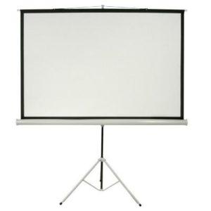 Аренда экрана для проектора 2.3х2.3 м