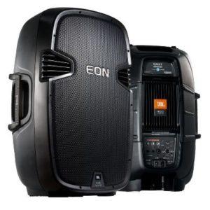 Аренда мониторных динамиков JBL EON 515 XT