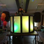 Прокат ширмы DJ Facade