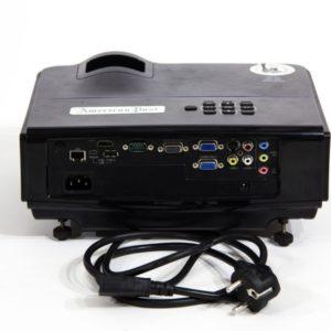 Прокат проектора BenQ MX761 5000 Люмен