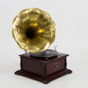 Прокат граммофона (муляж)