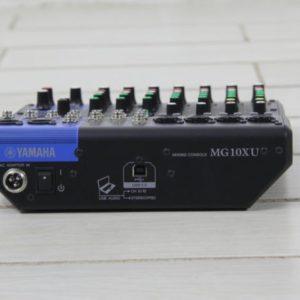 Прокат микшерного пульта Yamaha MG 10 XU
