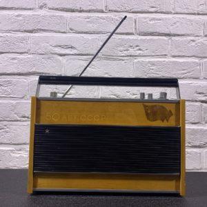 Прокат радиоприемника Рига 103 экспортная муляж