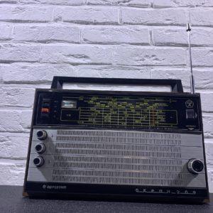 Прокат радиоприемника Океан 209 муляж