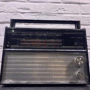 Прокат радиоприемника VEF 202 муляж