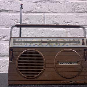 Прокат радиоприемника Россия 303 муляж