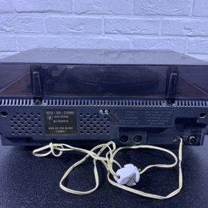 Прокат электрофона Вега 104 стерео муляж