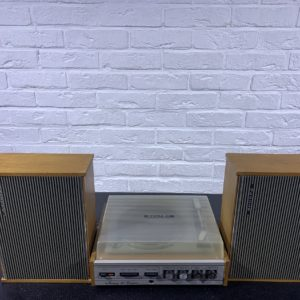 Прокат электрофона Аккорд 201 с колонками муляж