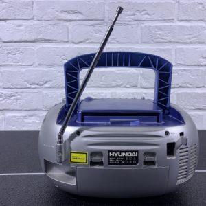 Прокат CD MPR WMA магнитофона Hyundai H 1418