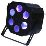 Прокат многолучевого светового прибора Involite NL-450