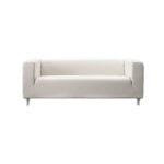 Прокат дивана белого КЛИППАН (Икея)