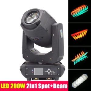 Прокат головы Спот Бим LED 200W Spot + Beam (2in1)