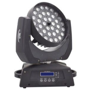 Прокат заливной головы SHOWLIGHT MH-LED 36х10 Zoom