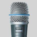 Прокат микрофона Shure Beta 57a