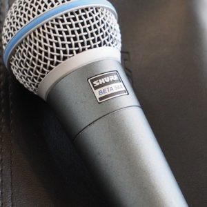 Прокат микрофона SHURE BETA 58a
