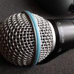 Прокат радиомикрофона SHURE PGX 24/ BETA 58