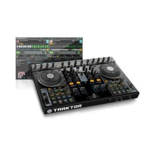 Аренда Native Instruments TRAKTOR KONTROL S4