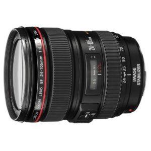 Аренда объектива Canon EF 24-105mm f/4L IS USM, прокат объектива Canon EF 24-105mm f/4L IS USM