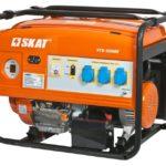 Прокат бензинового генератора SKAT УГБ-5000 BASIC 5 кВт