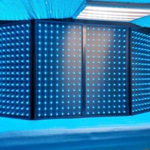 Прокат светового диджей стола DJ Table Led