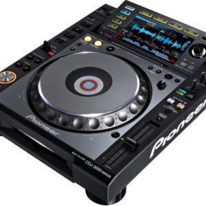 Прокат CD проигрывателя Pioneer CDJ 2000nexus