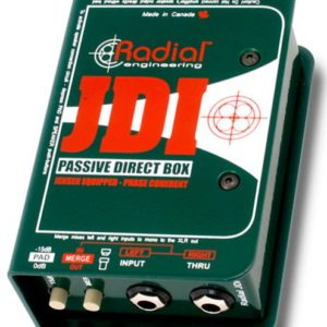 Прокат Direct Box Radial JDI (MK3)