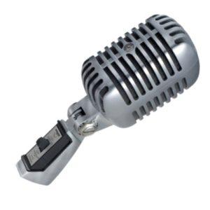 Аренда микрофона Shure 55SH