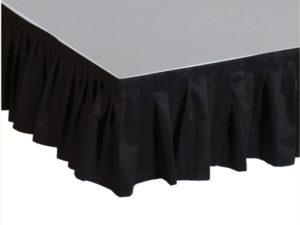Прокат юбки для подиума Intellistage 100х40 см