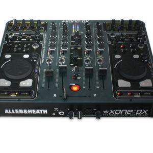Аренда MIDI-контроллера XONE DX