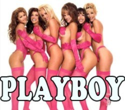 Реквизит PlayBoy