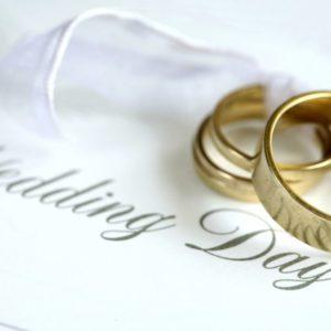 Реквизит Свадьба